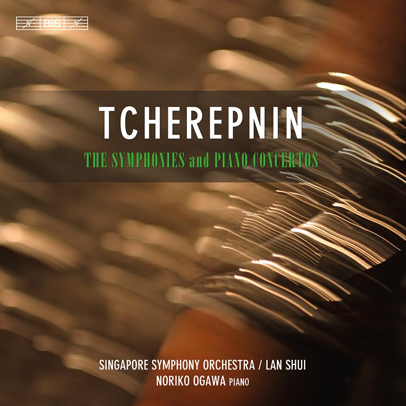 BIS Records - Tcherepnin - Complete Symphonies & Piano Concertos