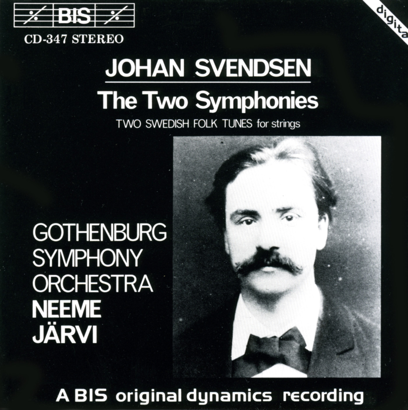 Two Symphonies