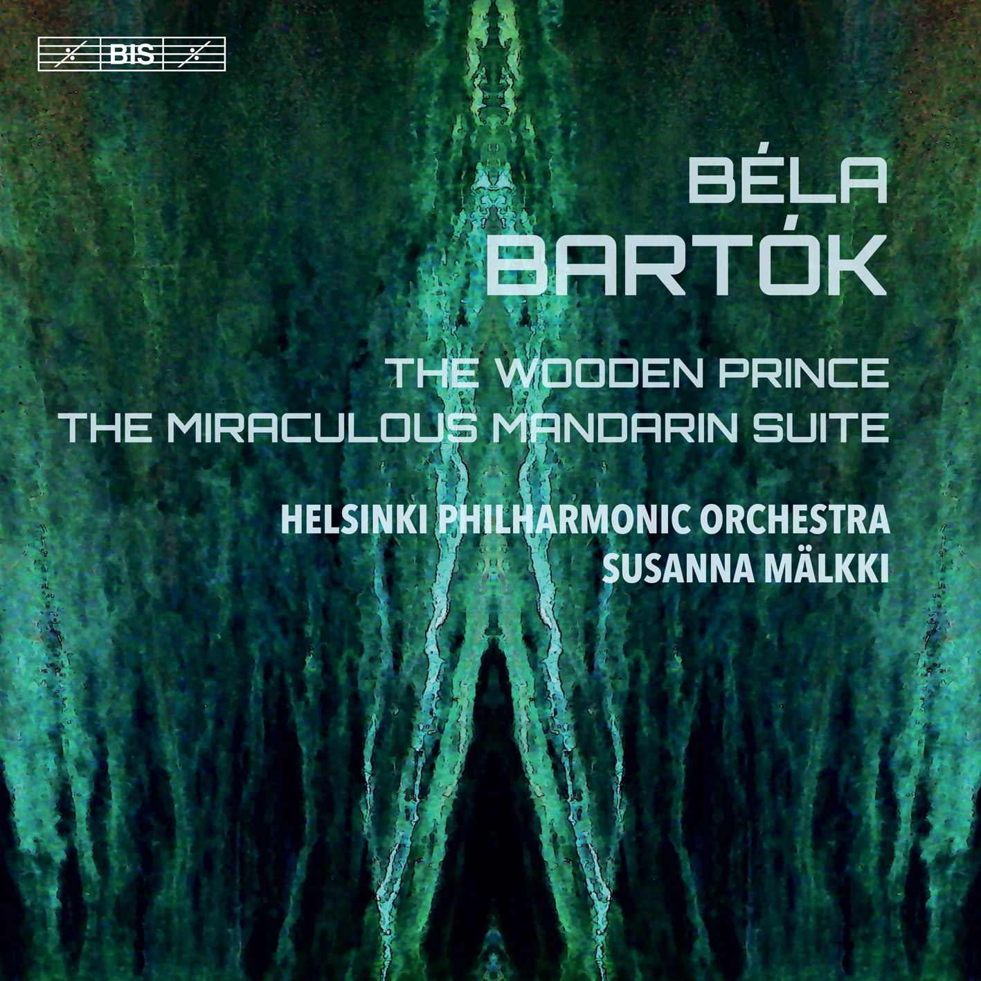 Bis Records Bartók The Wooden Prince