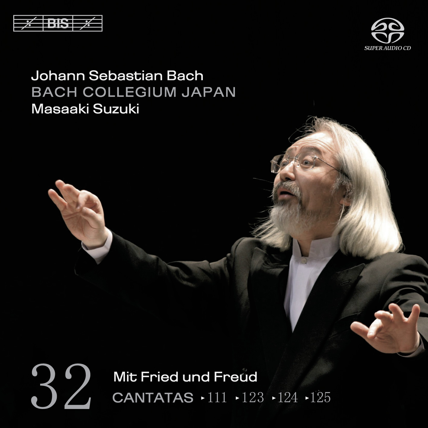 Bach Cantatas Suzuki
