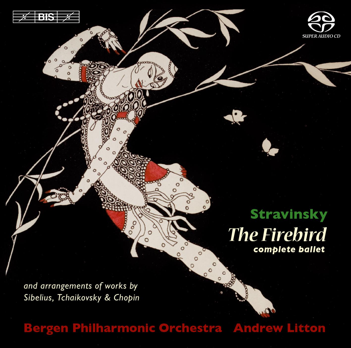 Bis Records Stravinsky The Firebird