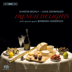 French Delights - for flute and piano