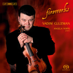Fireworks - Virtuoso Violin Music