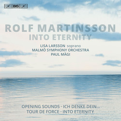 Rolf Martinsson – Into Eternity