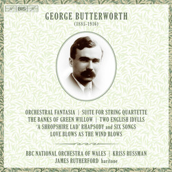 Butterworth - Orchestral Works