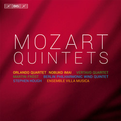 Mozart - The Quintets
