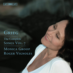 Grieg - The Complete Songs, Vol.7