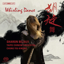 Whirling Dance - Works for Flute and Traditional Chinese Orchestra