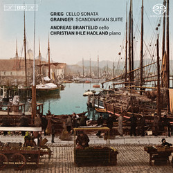 Grieg & Grainger - Cello works