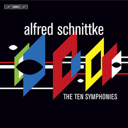 Schnittke - The Ten Symphonies