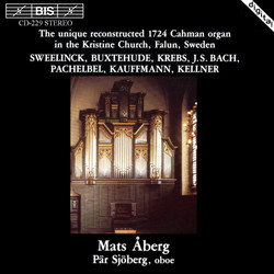 Music for a Cahman Organ