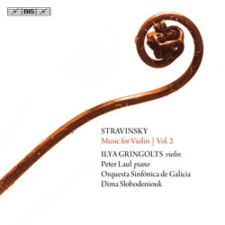 Stravinsky - Music for Violin, Vol.2