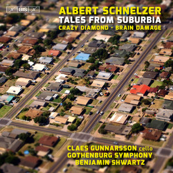 Albert Schnelzer - Tales from Suburbia
