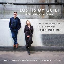 Lost is my Quiet - Duets and solo songs