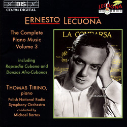 Lecuona - The Complete Piano Music, Vol.3