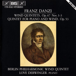 Danzi - Wind Quintets, Vol.1