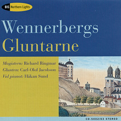 Gluntarne - 30 Songs about student life in old Uppsala