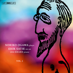 Noriko Ogawa plays Satie - Piano Music, Vol. 1