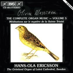 Messiaen - The Complete Organ Music, Vol.5