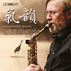 Harmonious Breath - saxophone and Chinese orchestra