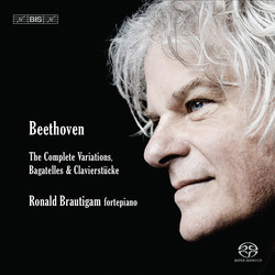 Beethoven - The Complete Variations and Bagatelles, etc