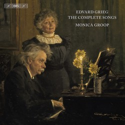 Edvard Grieg - The Complete Songs