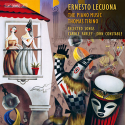 Lecuona - Piano Music and Selected Songs