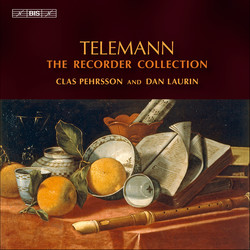 Telemann - The Recorder Collection