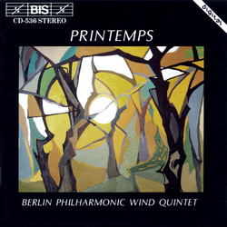 Printemps - French wind quintets