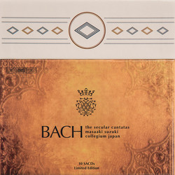 J.S. Bach - The Complete Secular Cantatas