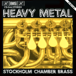 Heavy Metal - music for brass quintet