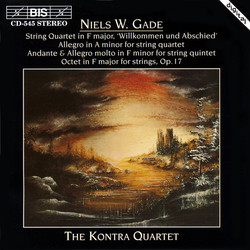 Gade - String Quartet in F major