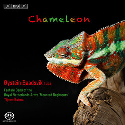 Chameleon · Music for Tuba and Fanfare Band
