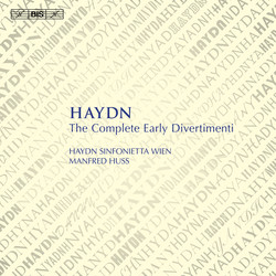 Haydn - The Complete Early Divertimenti