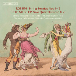 Rossini & Hoffmeister - Quartets with Double Bass