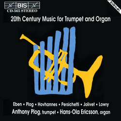 20th Century Music for Trumpet and Organ