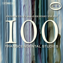 Sorabji - 100 Transcendental Studies for piano, Nos 26-43