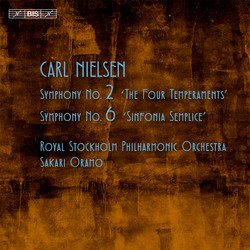 Nielsen - Symphonies Nos 2 and 6