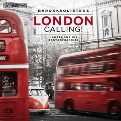 London Calling - Handel and his contemporaries