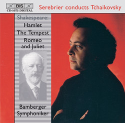 Serebrier conducts Tchaikovsky: Shakespeare
