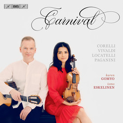 Carnival - a violin and guitar recital