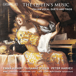 The Queen's Music - duets from Christina's court