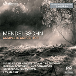 Mendelssohn - The Complete Solo Concertos