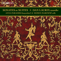 Sonates et Suites - French Recorder Music