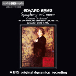 Grieg - Symphony in C minor