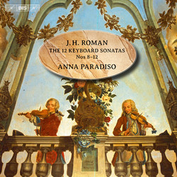 Roman - The 12 Keyboard Sonatas: Sonatas 8 - 12