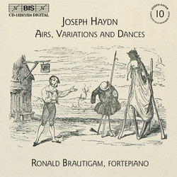 Haydn - Airs, Variations and Dances