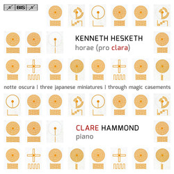 Kenneth Hesketh - Horae (pro clara)
