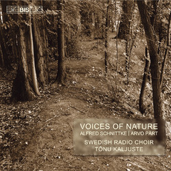 Voices of Nature - choir music by Schnittke and Pärt