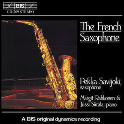 The French Saxophone